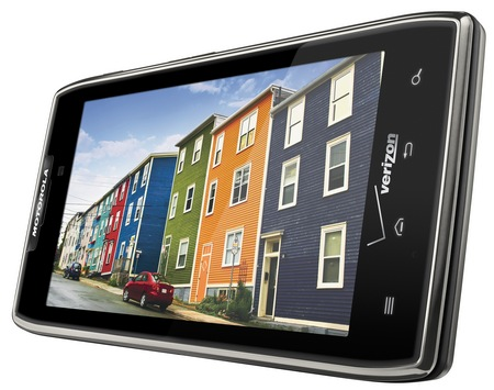 Verizon Motorola DROID RAZR MAXX with Extended Battery Life landscape