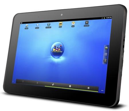 ViewSonic ViewPad 10pi Dual-Boot Windows 7 Tablet