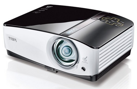 BenQ MP780 ST+ PointDraw 2.0 Education Projector