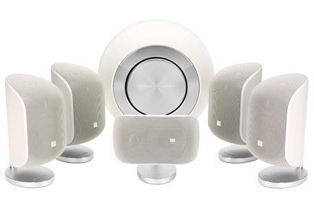 Bowers & Wilkins MT-60D Mini Theater white