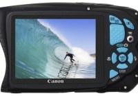 Canon PowerShot D20 Waterproof, Shockproof, Freezeproof Camera back