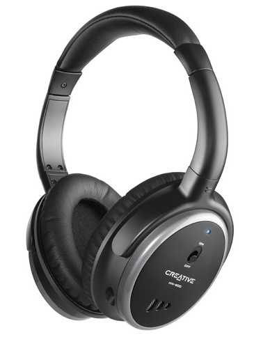 Creative HN-900 Noise-Canceling Headphones