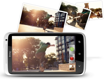 HTC One X Smartphone powered by Quad-core Tegra 3 fast camera