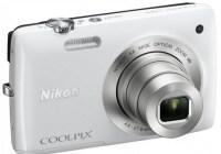 Nikon CoolPix S4300 digital camera white