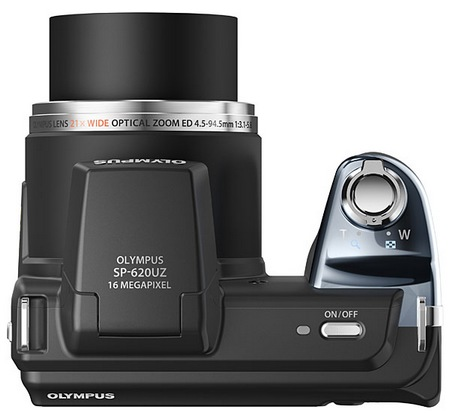 Olympus SP-620UZ Ultra-Zoom Camera is Budget-friendly top