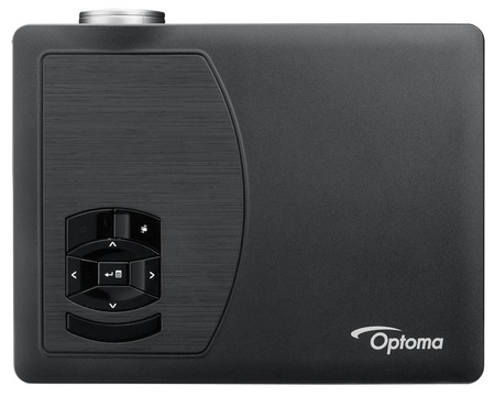 Optoma ML500 Ultra-portable Business Projector with 500 Lumens top
