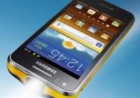 Samsung Galaxy Beam Dual-core Projector Smartphone 1