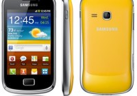 Samsung Galaxy Mini 2 Android Phone