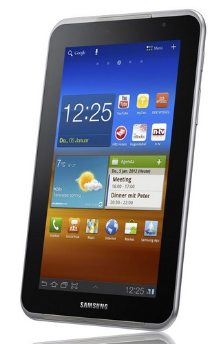 Samsung Galaxy Tab 7.0 Plus N Tablet