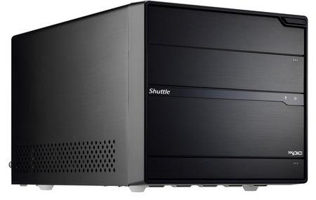 Shuttle XPC SZ68R5 Barebone Mini PC for 2nd Gen Intel Core