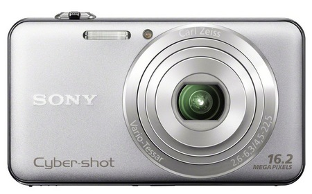 Sony Cyber-shot DSC-WX50 digital camera silver