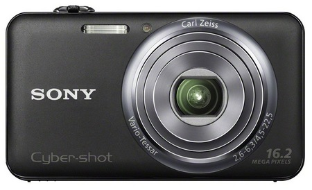 Sony Cyber-shot DSC-WX70 digital camera black