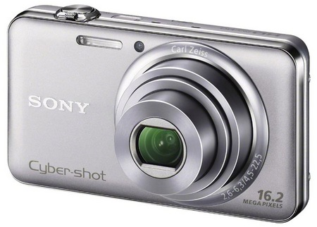 Sony Cyber-shot DSC-WX70 digital camera silver