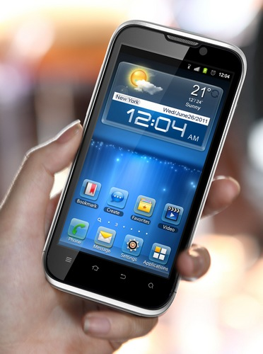 ZTE Era Quad-core Smartphone at 7.8mm Thin 1
