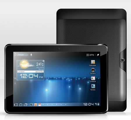 ZTE V96, V9S Android tablet