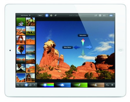 Apple announced the new iPad - A5X CPU, Retina Display and LTE 4G iphoto