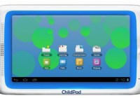 Archos Child Pad 7-inch Kid-friendly Tablet Running ICS