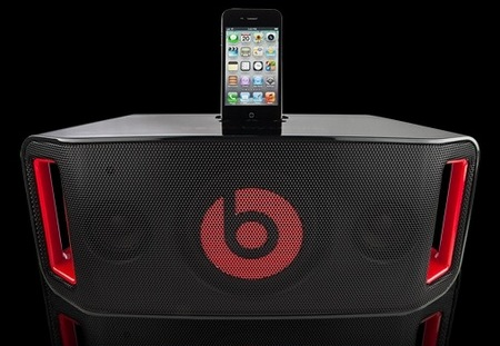 Beats by Dr. Dre Beatbox updated, heading to AT&T black