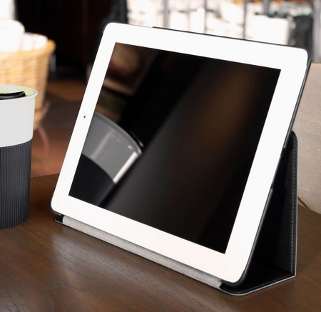 BoxWave Nuovo Case for the new iPad 3rd Gen stand