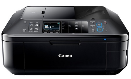 Canon PIXMA MX892 Wireless All-in-One Printer with AirPrint front