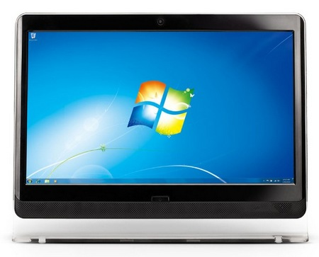 Gigabyte AC21 All-in-one Barebone