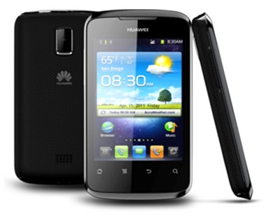 Huawei Ascend Y200 Entry-level Android Phone