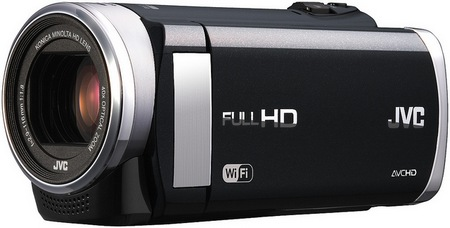 JVC Everio GZ-EX250 Full HD Camcorder with WiFi