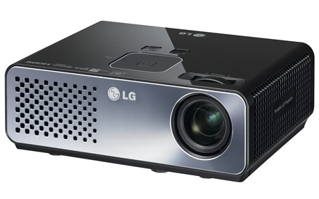 LG HW300G Portable LED Projector