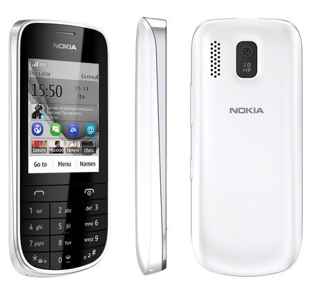 Nokia Asha 203 s40 phone