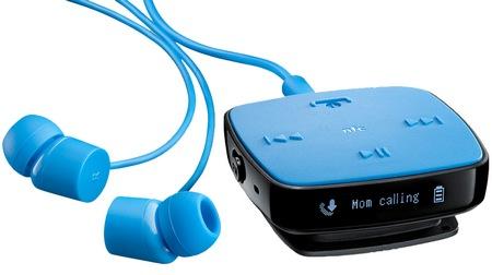 Nokia BH-221 Bluetooth Stereo Headset blue