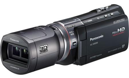 Panasonic HC-X900M Full HD Camcorder with VW-CLT2 3D Lens