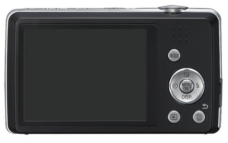 Panasonic LUMIX DMC-FH6 slim digital camera back