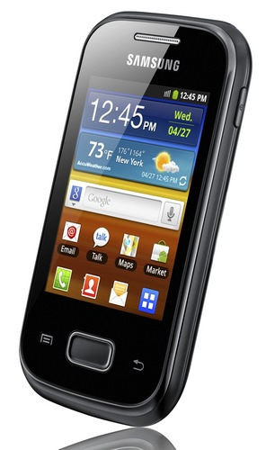 Samsung Galaxy Pocket Affordable Entry-level Smartphone