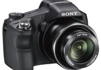 Sony Cyber-shot DSC-HX200V 30X Long Zoom Camera with GPS