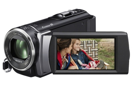 Sony Handycam HDR-CX190, HDR-CX200 and HDR-CX210 Entry-level Camcorders