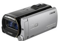 Sony Handycam HDR-TD20V Double Full HD 3D Camcorder 1