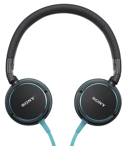 Sony MDR-ZX600 Headphones blue