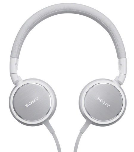 Sony MDR-ZX600 Headphones white
