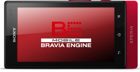 Sony Xperia sola Smartphone with Floating Touch bravia engine