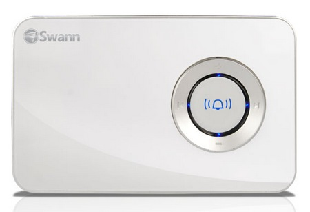 Swann MP3 DJ Doorbell Wireless Music Doorbell speaker unit