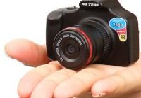 Thanko SUSMDLC1 Palm-sized DSLR-like Camcorder