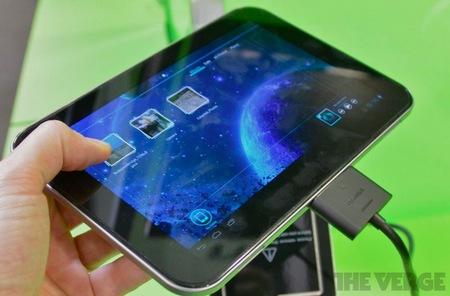 Toshiba AT270 Tegra 3 Quad-core Tablet 1