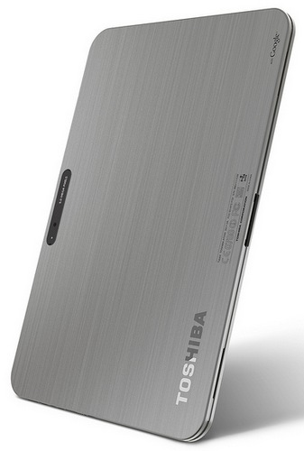 Toshiba Excite 10 LE World's Thinnest 10-inch Tablet back 1