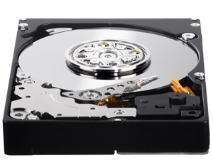 Western Digital S25 3rd Generation SAS Hard Drive 1