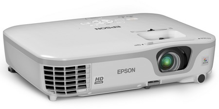 Epson PowerLite Home Cinema 710HD Home Theater Projector 1