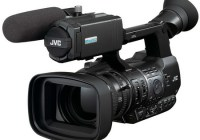 JVC ProHD GY-HM650 Handheld Mobile News Camera