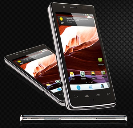 Lava XOLO X900 Intel-powered Android Smartphone 1