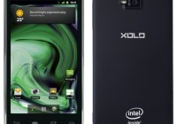Lava XOLO X900 Intel-powered Android Smartphone