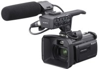 Sony NXCAM HXR-NX30U Professional Full HD Camcorder with built-in Projector