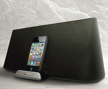 Sony RDP-XA700iP AirPlay Speaker Dock for iPad with iphone